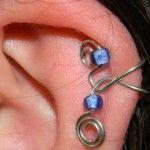 Make Wire Wrap Earrings