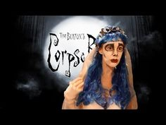 Awesome Emily Corpse Bride Costume Tutorial - just in time for Halloween!