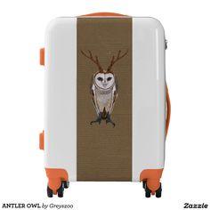 ANTLER OWL LUGGAGE