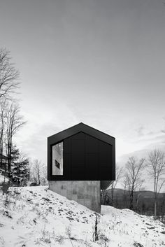 Bolton Residence in Canada | house . Haus . maison | Architect: NatureHumaine | Photo: Adrien Williams |
