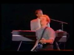 Billy Joel Goes Craz