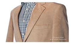 Un caballero siempre utilizará la elegancia como herramienta para dar un paso firme hacia sus metas.