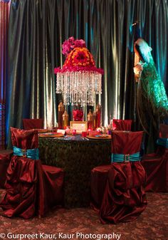 couture event table lighting | ... , Event design, Props, + Florals: Anais Event Planning & Design