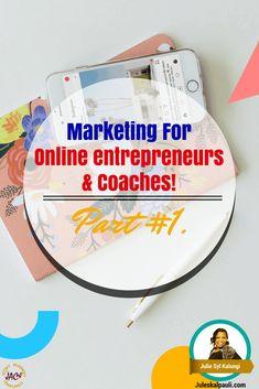 Marketing for online entrepreneurs, marketing for network marketers, marketing tips for life coaches, online marketing hacks, best marketing tips for online entrepreneurs, … Save/Re-pin if you got value… via @jkalungi