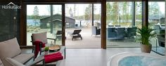 Projektikohteita - Naava Resort - Honkatalot.fi
