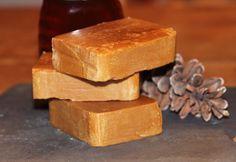 Stout & Honey Soap: Natural Vegan. Handmade by TheBathingRaven