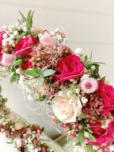 Floral Wreath, Wreaths, Table Decorations, Furniture, Home Decor, Decoration Home, Door Wreaths, Room Decor, Home Furniture