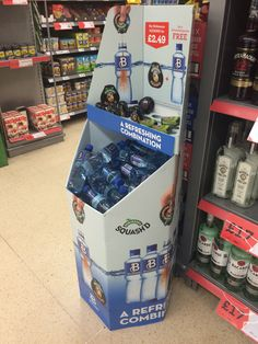 Pos Display, Shop Display Stands, Market Stands, Display Design, Point Of Sale, Point Of Purchase, Guerilla Marketing, Sales And Marketing, Marketing Tools