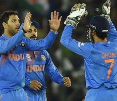 Stylish entry into the Semifinal. Outstanding inning by Virat Kohli. Superb Run Chase. Well Played Team India. #IndvsAus