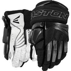 Black (Easton Mako Gloves)