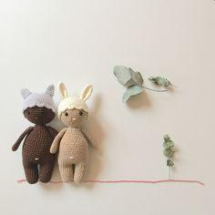 """Tuto : """"Les Petits Dodus"""" - Mes petits poupons au crochet"""