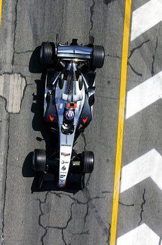 2005, San Marino GP, Alexander Wurz, McLaren
