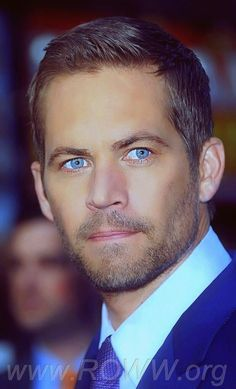 Paul Walker...FF6 Premiere