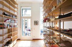 R.S.V.P. Papier in Mitte / Mulackstraße 14 - Une papeterie minuscule et raffinée -