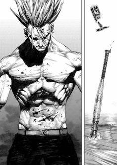 Read manga Sun-Ken Rock Sun-ken Rock 155 - Vol 021 online in high quality