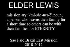 missionary definition
