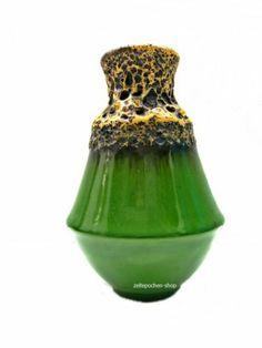 WGP Fat Lava Vase - Roth, Kreutz, Ruscha, Scheurich ...