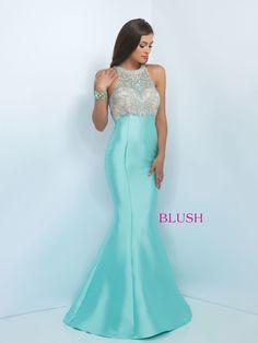 Blush Prom 11093 Mint