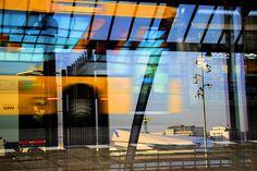 Busstation Amsterdam