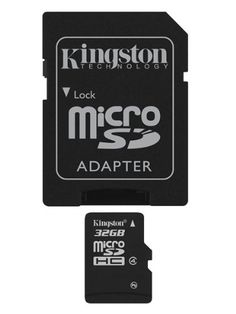 Kingston Digital 32 GB microSDHC Flash Memory Card SDC4/32GB   http://ibestgadgets.com/product/kingston-digital-32-gb-microsdhc-flash-memory-card-sdc432gb/   #gadgets #electronics #digital #mobile