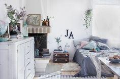 Så fixar du den romantiska vintestilen hemma! | ELLE Decoration