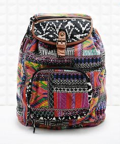Boho Backpack ~Pinterest~ casssiiieee000