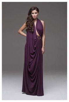 Hermosos vestidos de noche con inspiraci�n asi�tica