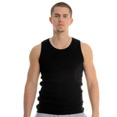 SOLID TANK Tank Man, Mens Tops, Fashion, Moda, Fashion Styles, Fashion Illustrations