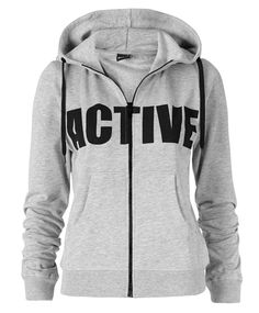 Comfy sport hood | Gina Tricot Active Sports | www.ginatricot.com | #ginatricot