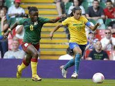 #London2012 - Futebol feminino do Brasil estreia com passeio