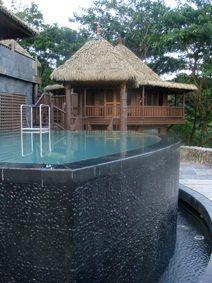 Koro Sun Resort, Fiji - Accommodation - Swimming pool - Kavika Falls - Koro Sun Resort