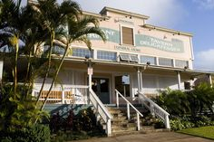 """From the Lonely Planet, """"Maui for Foodies"""" gallery.  Hali'imaile General Store, Hali'imaile, Upcountry."""