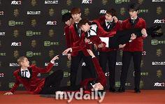 30th Golden Disk Awards Red Carpet (day 2) - BTOB