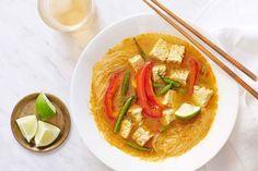 Gluten Free Spicy Tom Yum Soup