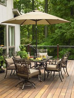 Country Living 7 Pc. Dining Set: Better Entertainment Ideasu2013Sears