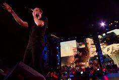 """Imagine Dragons faz apresentação incrível de """"Battle Cry"""" na premiere de """"Transformers 4″"""