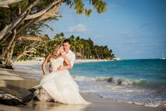 Trash the dress - Punta Cana, DR