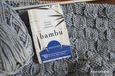 KUUNSÄTEESSÄ: Tiskirätti bambu langasta