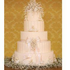 Lindo bolo de hoje para o casamento  da Cyntia & Daniel Foto @camilapontefotografia
