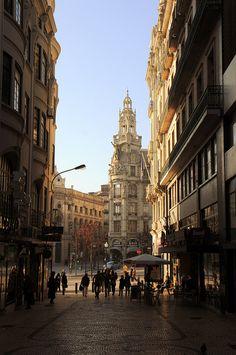 Porto, Portugal, en 2012 j'y vais !