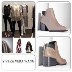 Simple Vera Wang Ankle Chunk Boots Block Color 7 BRAND NEW WITH TAGS! No Trades. Simply Vera Vera Wang Shoes Ankle Boots & Booties