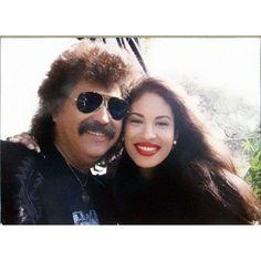 Freddy Fender and Selena ❤️ #Selena #SelenaVive #selenaylosdinos…