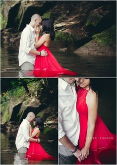 Turkey Run State Park Engagement Session by Rebekah Albaugh ...
