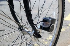 BikeCharge Aftermarket 'Hub' Lets You Charge Your iPhone With Pedal Power