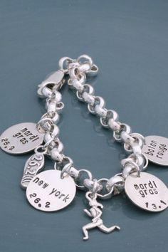 Runner's Brag Bracelet - must have!