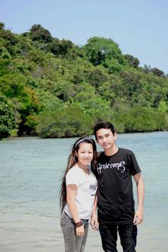 Holiday . Lampung . indonesia itu indah
