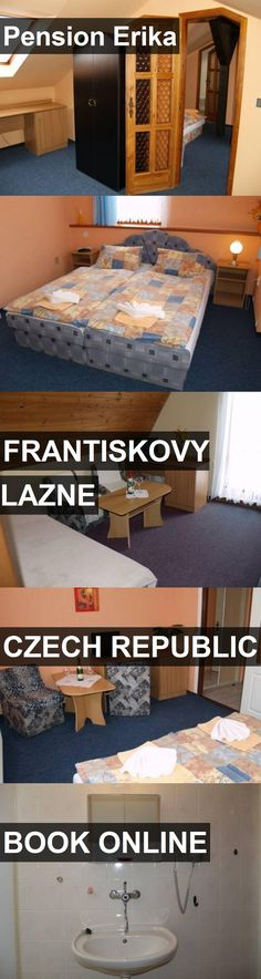 Hotel Pension Erika in Frantiskovy Lazne, Czech Republic. For more information, photos, reviews and best prices please follow the link. #CzechRepublic #FrantiskovyLazne #travel #vacation #hotel