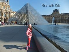 Paris with Kids - the best attractions for families in Paris.