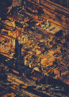 STRUCTURES V by atelier olschinsky, via Behance