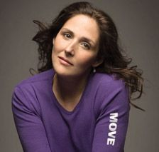 Champion Ricki Lake  It's up to us to educate people about what is going to be a part of our future if we don't do something about it.""